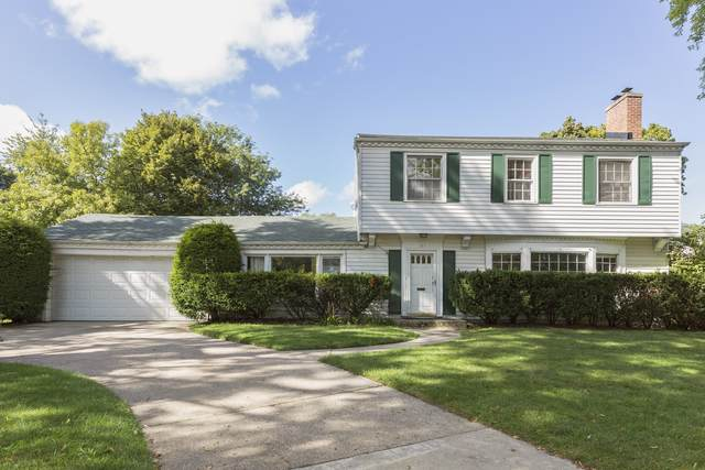 135 Burnham Place, Evanston, IL 60202 (MLS #10574827) :: Property Consultants Realty