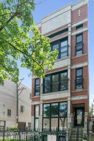 1155 W Eddy Street #3, Chicago, IL 60657 (MLS #10574837) :: Property Consultants Realty