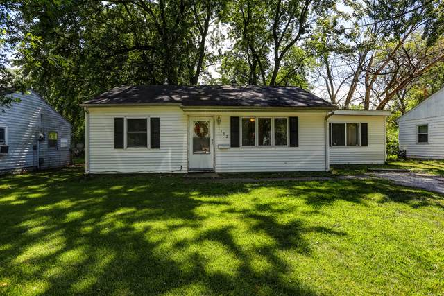 1152 Eastview Drive, Rantoul, IL 61866 (MLS #10574864) :: Baz Realty Network | Keller Williams Elite