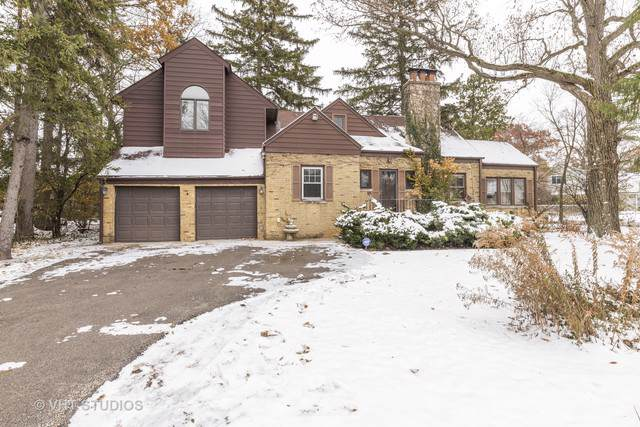 1833 Sunset Ridge Road, Glenview, IL 60025 (MLS #10574870) :: Lewke Partners