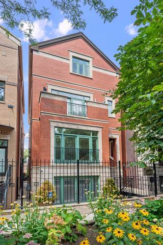 1400 N Cleveland Avenue, Chicago, IL 60610 (MLS #10574910) :: The Perotti Group | Compass Real Estate
