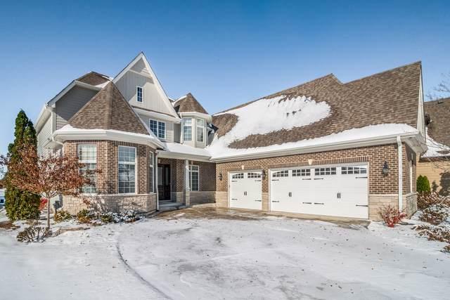3316 Club Court, Naperville, IL 60564 (MLS #10574930) :: Ryan Dallas Real Estate
