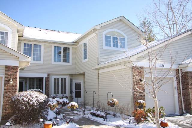 1134 S Parkside Drive, Palatine, IL 60067 (MLS #10574944) :: The Wexler Group at Keller Williams Preferred Realty