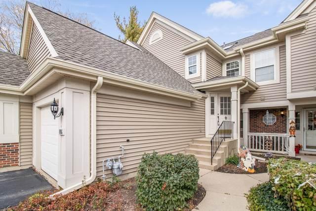 855 Spring Creek Court A, Elk Grove Village, IL 60007 (MLS #10574951) :: Baz Realty Network | Keller Williams Elite