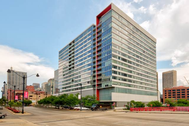 659 W Randolph Street #518, Chicago, IL 60661 (MLS #10574977) :: The Perotti Group | Compass Real Estate