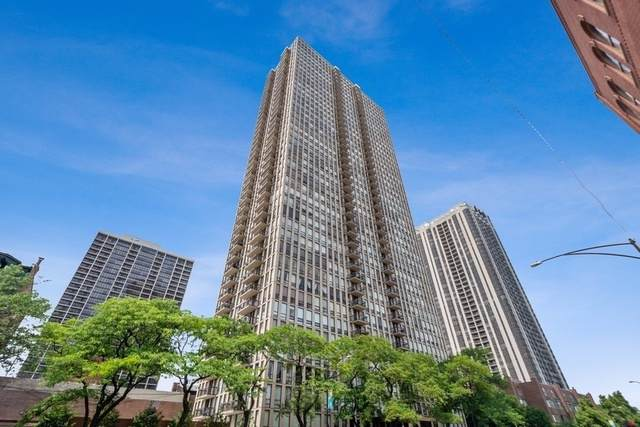 1660 N Lasalle Drive #302, Chicago, IL 60614 (MLS #10574987) :: Property Consultants Realty