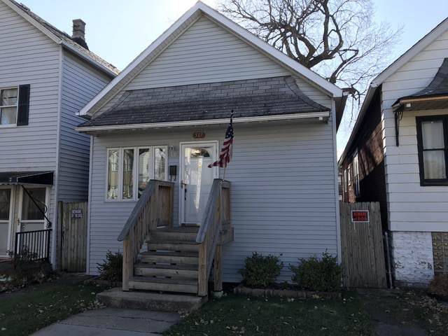 517 W 44th Street, Chicago, IL 60609 (MLS #10575031) :: Berkshire Hathaway HomeServices Snyder Real Estate