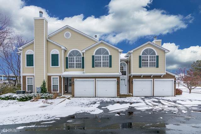 602 Muskegan Court #602, Vernon Hills, IL 60061 (MLS #10575041) :: Helen Oliveri Real Estate