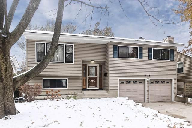 1215 E Lowden Avenue, Wheaton, IL 60189 (MLS #10575048) :: Ryan Dallas Real Estate