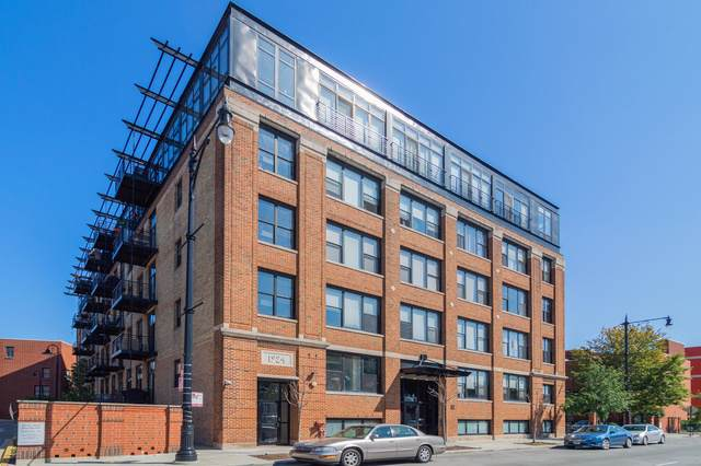 2911 N Western Avenue #303, Chicago, IL 60618 (MLS #10575071) :: The Mattz Mega Group