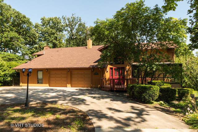 19641 Woodside Drive, New Lenox, IL 60451 (MLS #10575226) :: The Dena Furlow Team - Keller Williams Realty