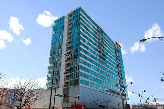 659 W Randolph Street #501, Chicago, IL 60661 (MLS #10575264) :: Property Consultants Realty