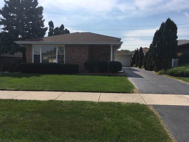 5321 138th Place, Crestwood, IL 60418 (MLS #10575296) :: The Perotti Group | Compass Real Estate