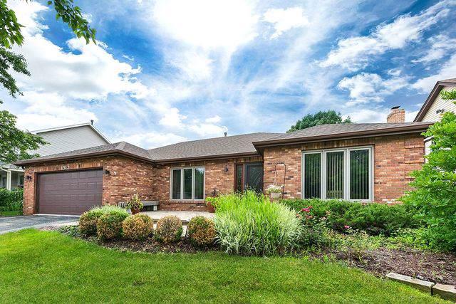 1512 Clarkson Court, Naperville, IL 60565 (MLS #10575371) :: Ryan Dallas Real Estate