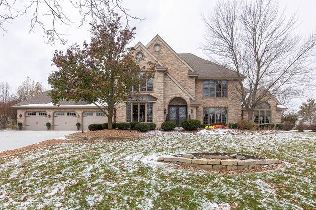 1405 London Road, New Lenox, IL 60451 (MLS #10575381) :: The Dena Furlow Team - Keller Williams Realty