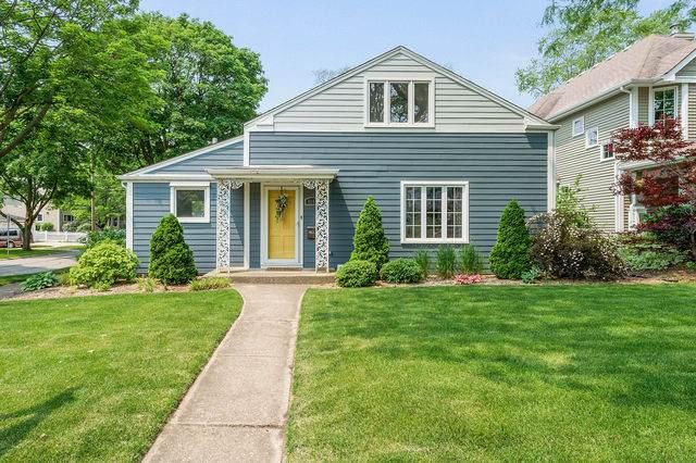 4644 Saratoga Avenue, Downers Grove, IL 60515 (MLS #10575418) :: The Dena Furlow Team - Keller Williams Realty