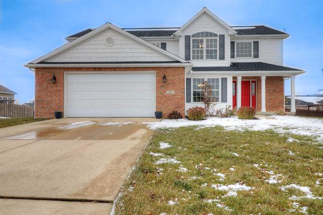 308 Zehr Lane, Fisher, IL 61843 (MLS #10575421) :: Baz Realty Network | Keller Williams Elite