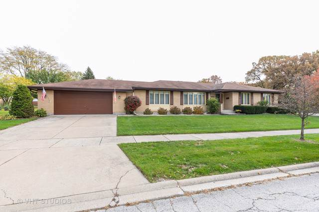 18947 Carson Drive, Homewood, IL 60430 (MLS #10575448) :: The Wexler Group at Keller Williams Preferred Realty