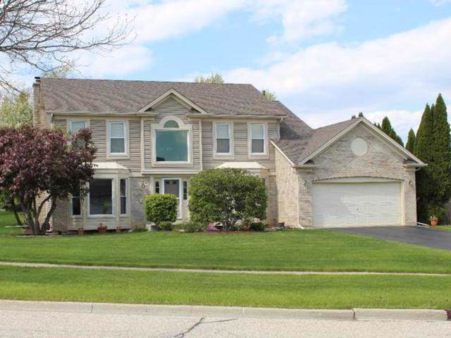 5282 Elliott Drive, Hoffman Estates, IL 60192 (MLS #10575464) :: Century 21 Affiliated