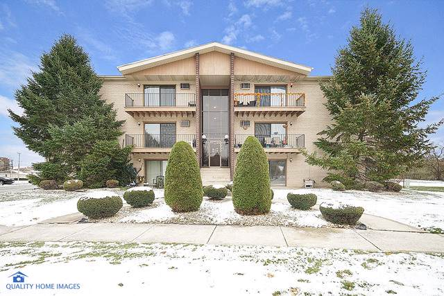 12825 Carriage Lane 1B, Crestwood, IL 60418 (MLS #10575512) :: The Perotti Group | Compass Real Estate