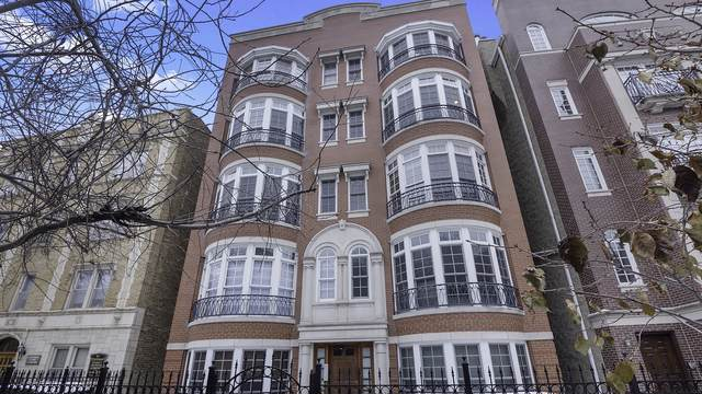 632 W Wrightwood Avenue 1W, Chicago, IL 60614 (MLS #10575532) :: The Wexler Group at Keller Williams Preferred Realty