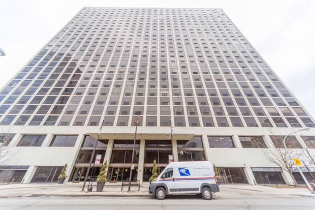 4343 N Clarendon Avenue #2612, Chicago, IL 60613 (MLS #10575535) :: John Lyons Real Estate