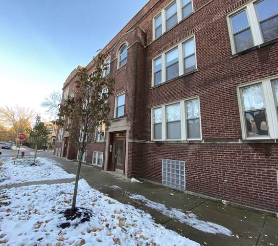 2003 W Warner Avenue G, Chicago, IL 60618 (MLS #10575559) :: Property Consultants Realty