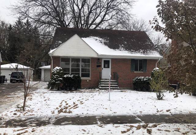 2055 Downey Road, Homewood, IL 60430 (MLS #10575605) :: Property Consultants Realty