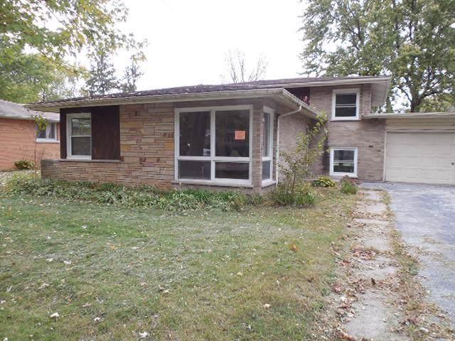 1439 W Hawkins Street, Kankakee, IL 60901 (MLS #10575638) :: Ryan Dallas Real Estate