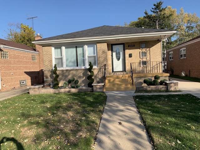 15431 Ingleside Avenue, Dolton, IL 60419 (MLS #10575648) :: Berkshire Hathaway HomeServices Snyder Real Estate