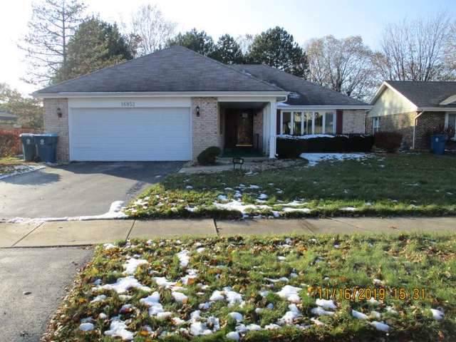 16852 Luella Avenue, South Holland, IL 60473 (MLS #10575670) :: Ani Real Estate