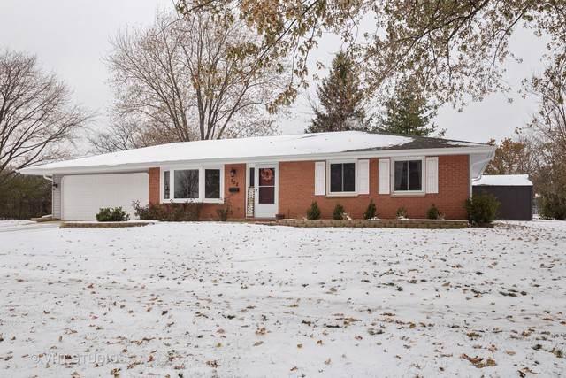 702 Victoria Lane, Schaumburg, IL 60193 (MLS #10575677) :: Jacqui Miller Homes