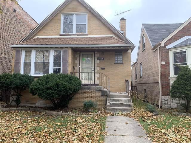6104 S Komensky Avenue, Chicago, IL 60629 (MLS #10575693) :: Property Consultants Realty