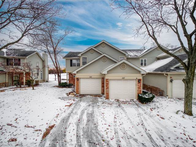 155 Golfview Drive, Glendale Heights, IL 60139 (MLS #10575698) :: The Wexler Group at Keller Williams Preferred Realty