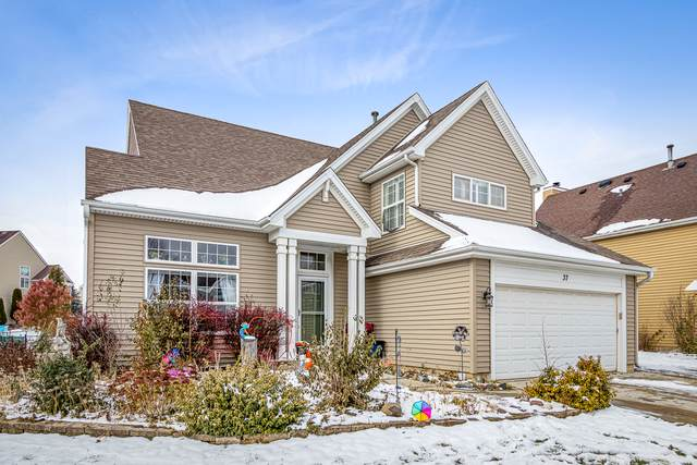 37 Longbow Court, South Elgin, IL 60177 (MLS #10575708) :: The Dena Furlow Team - Keller Williams Realty