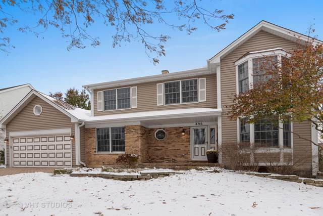 896 Chatham Drive, Carol Stream, IL 60188 (MLS #10575710) :: The Wexler Group at Keller Williams Preferred Realty