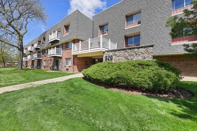 920 Ridge Square #216, Elk Grove Village, IL 60007 (MLS #10575736) :: Baz Realty Network | Keller Williams Elite