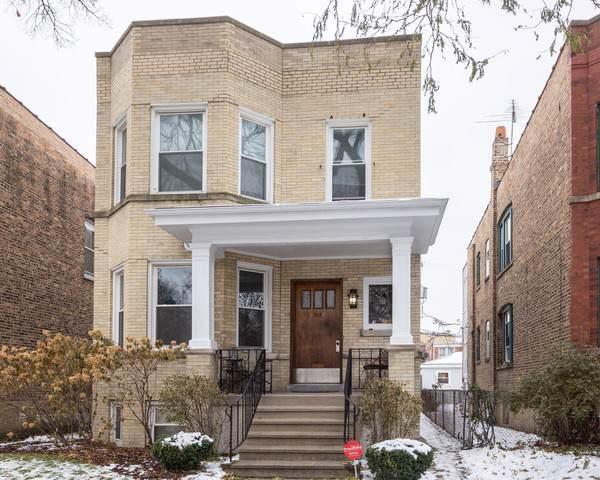 815 S Euclid Avenue, Oak Park, IL 60304 (MLS #10575801) :: Ryan Dallas Real Estate