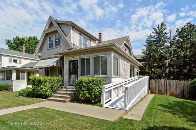 115 Aurora Avenue, Naperville, IL 60540 (MLS #10575806) :: Ryan Dallas Real Estate