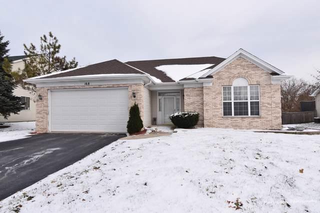 168 S Palmer Drive, Bolingbrook, IL 60490 (MLS #10575824) :: RE/MAX IMPACT