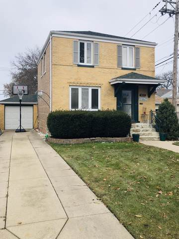 3814 W 107th Street, Chicago, IL 60655 (MLS #10575834) :: Baz Realty Network | Keller Williams Elite
