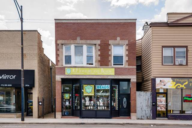 3960 Elston Avenue, Chicago, IL 60618 (MLS #10575967) :: The Dena Furlow Team - Keller Williams Realty