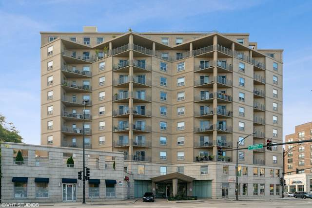 4350 N Broadway Street #607, Chicago, IL 60613 (MLS #10575986) :: John Lyons Real Estate