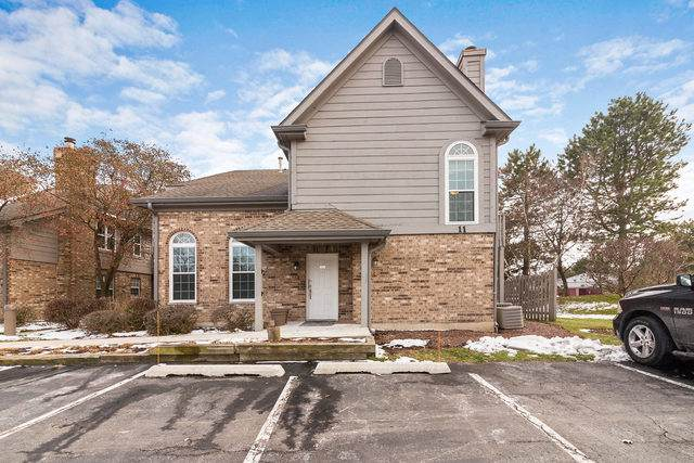 11 Foxcroft Road #203, Naperville, IL 60565 (MLS #10576003) :: Property Consultants Realty
