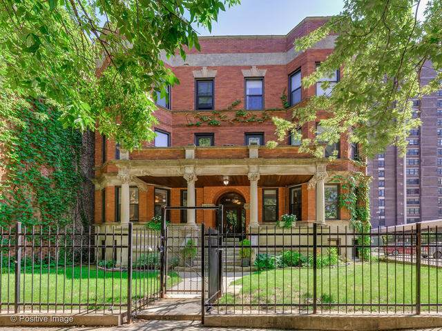 935 W Leland Avenue 1E, Chicago, IL 60640 (MLS #10576027) :: John Lyons Real Estate