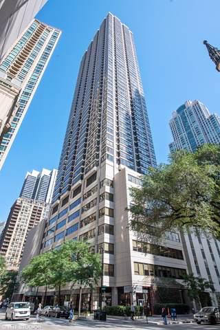 30 E Huron Street #4309, Chicago, IL 60611 (MLS #10576048) :: John Lyons Real Estate