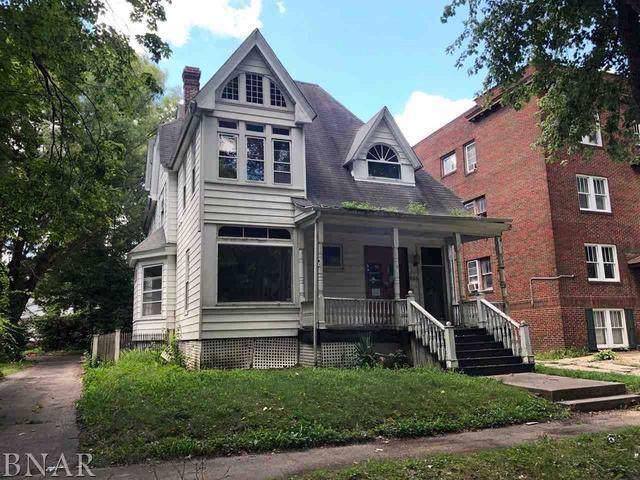 665 W Prairie Avenue, Decatur, IL 62522 (MLS #10576058) :: Ryan Dallas Real Estate
