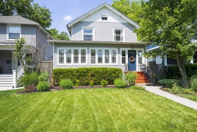 535 Lyman Avenue, Oak Park, IL 60304 (MLS #10576059) :: The Dena Furlow Team - Keller Williams Realty