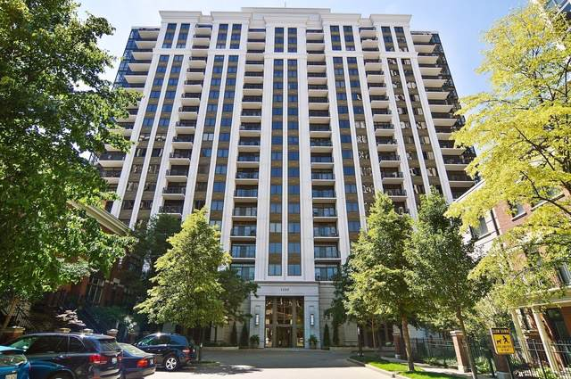 1322 S Prairie Avenue #1109, Chicago, IL 60605 (MLS #10576061) :: The Wexler Group at Keller Williams Preferred Realty