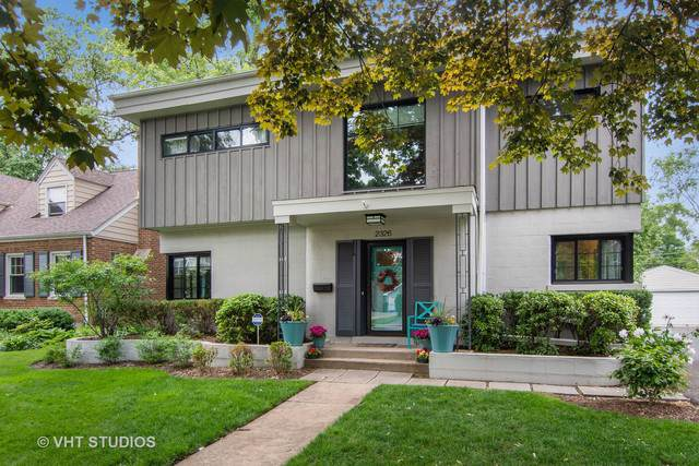 2326 Greenwood Avenue, Wilmette, IL 60091 (MLS #10576080) :: Angela Walker Homes Real Estate Group